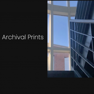 2019-2020 Class V Archival Print Project