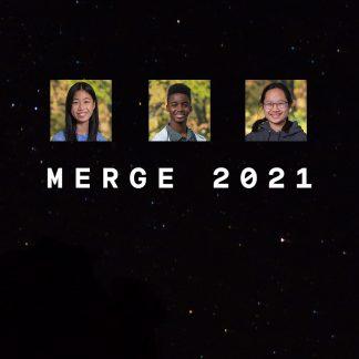 2021 Merge Hackathon student participants from Nobles