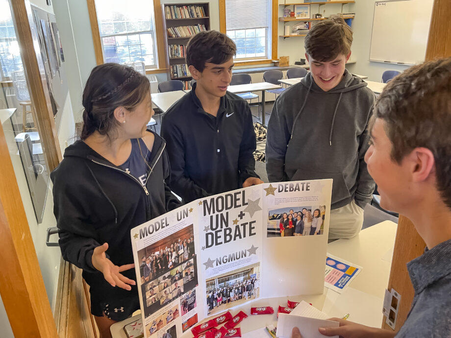 2021 Nobles clubs and organizations fair